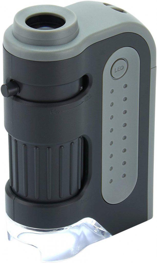 microscopio para niños Carson Microbrite
