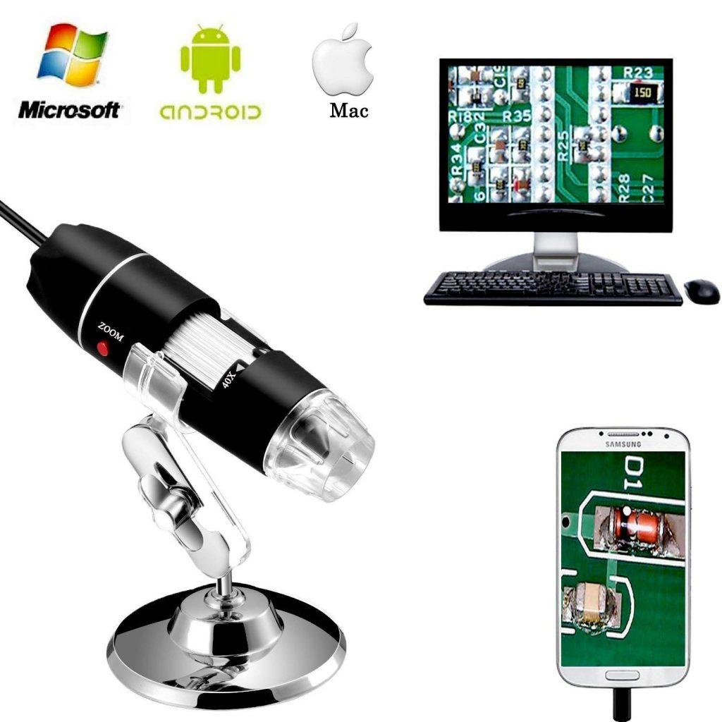Comprar microscopio Jiusion