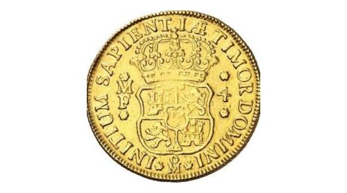 microscopio para monedas
