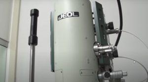 microscopio electrónico barrido
